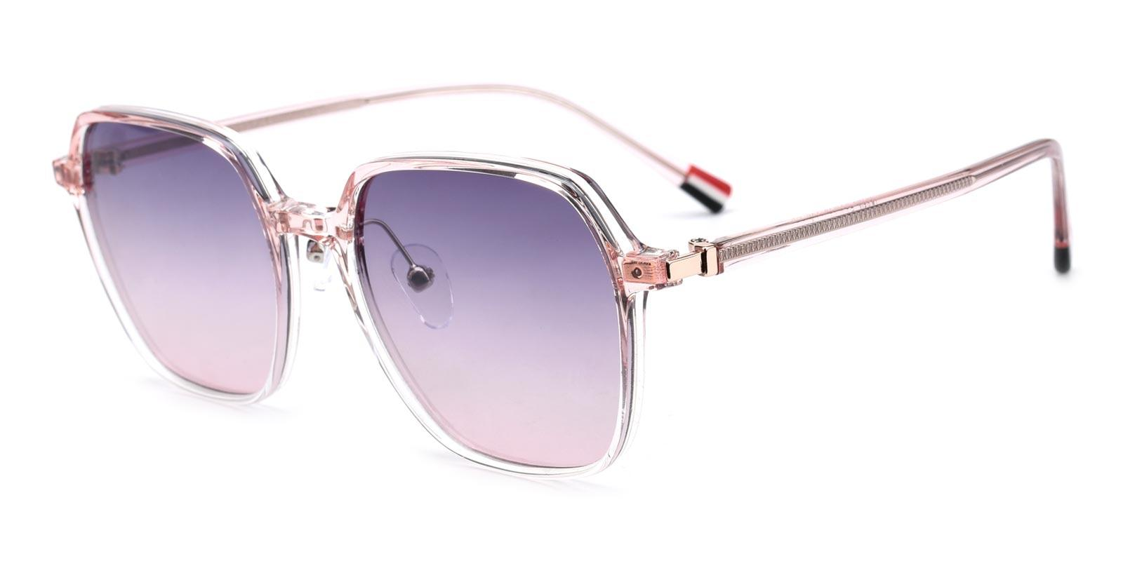 Enid-Pink-Square-TR-Sunglasses-detail