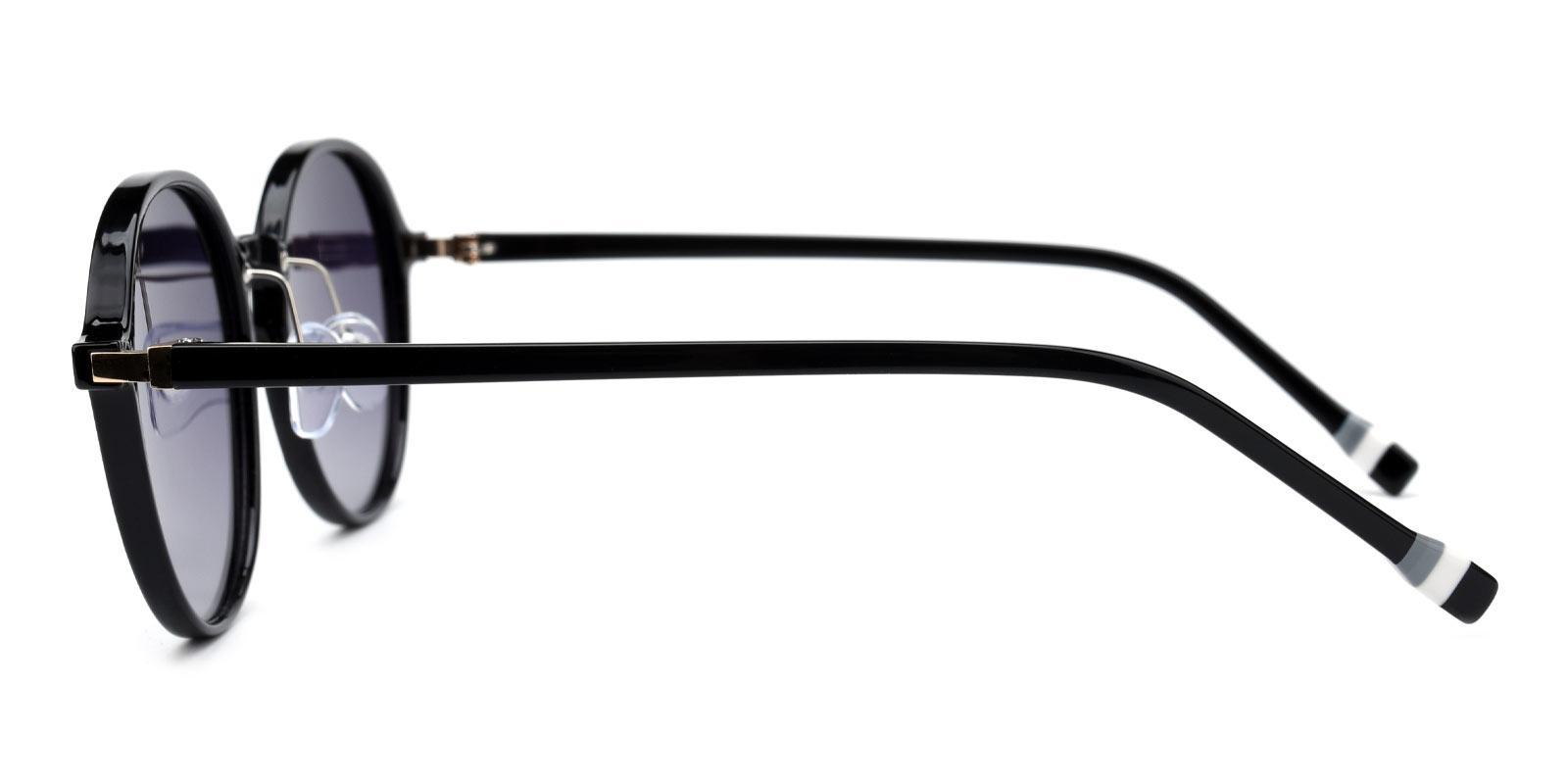 Frederica-Black-Round-TR-Sunglasses-detail