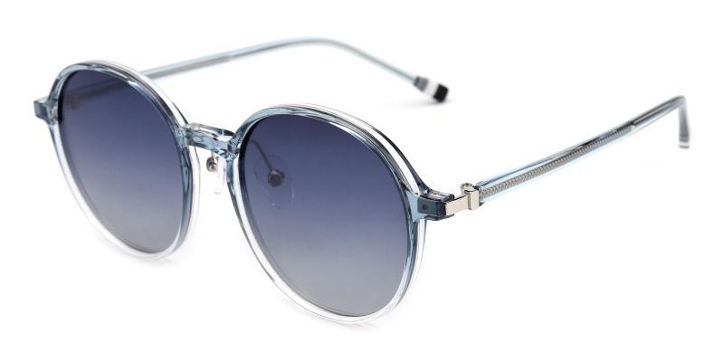 Frederica-Blue-Sunglasses