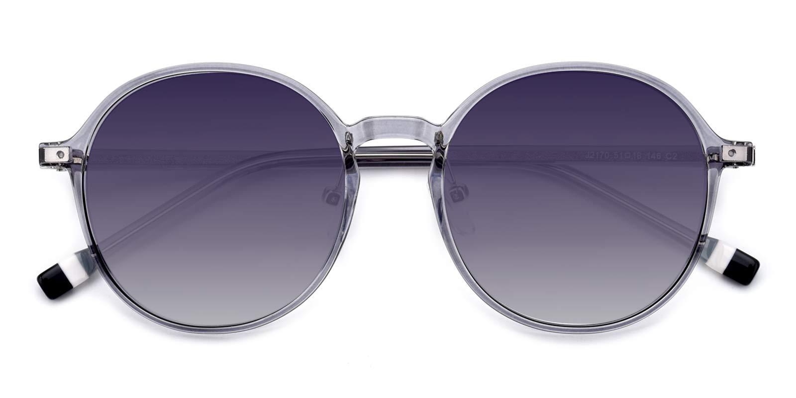 Frederica-Gray-Round-TR-Sunglasses-detail