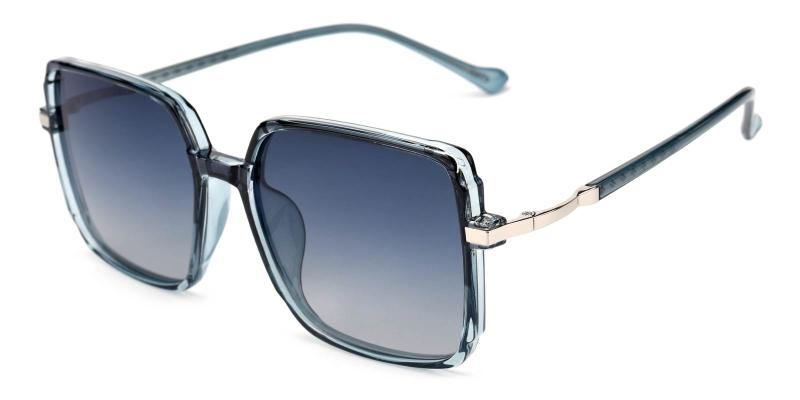 Pearl-Blue-Sunglasses