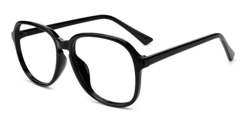 70s-Black-Eyeglasses