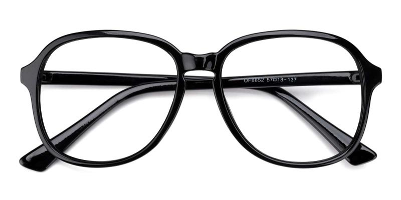 70s-Black-Eyeglasses