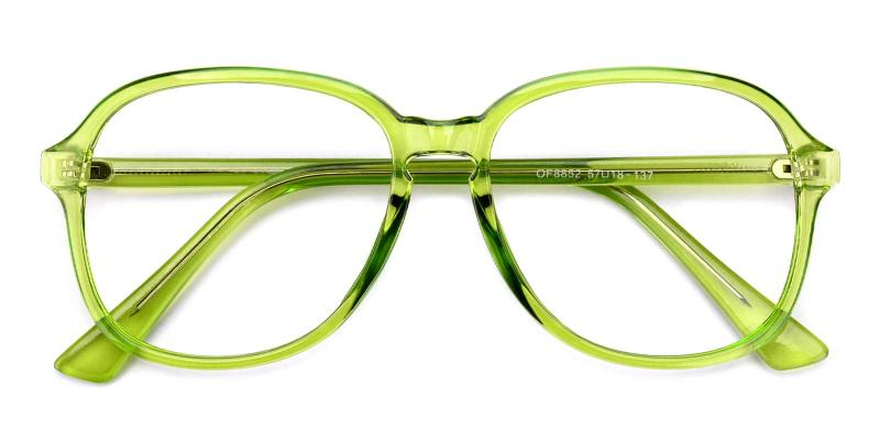 70s-Green-Eyeglasses
