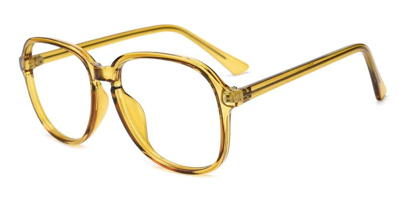 70s-Yellow-Eyeglasses
