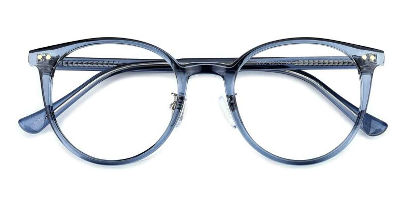 Luck-Blue-Eyeglasses