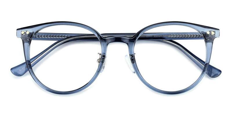 Luck-Blue-Eyeglasses