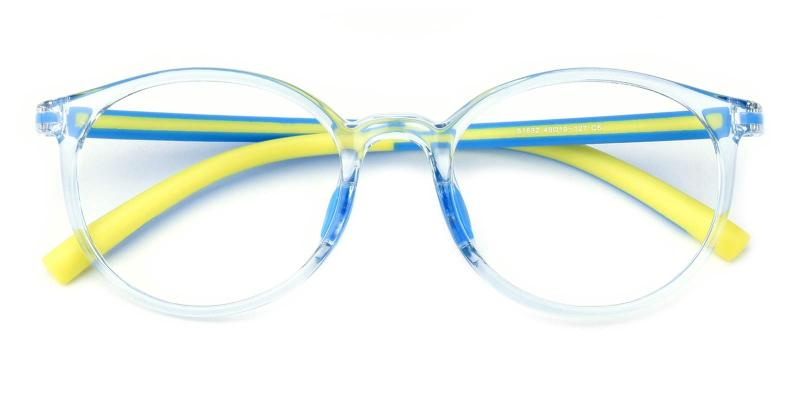 Alex-Blue-Eyeglasses