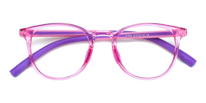 Elvis-Purple-Eyeglasses