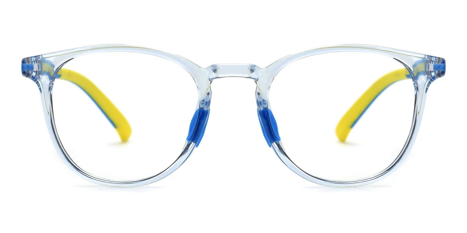 Elvis-Translucent-Round-Plastic-Eyeglasses-detail