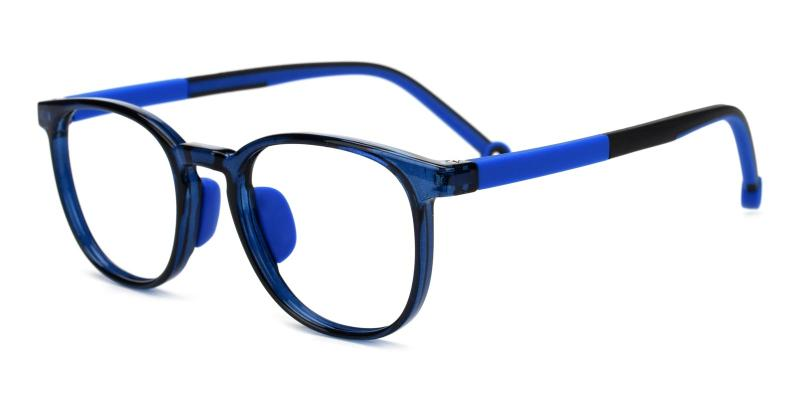 Jennifer-Blue-Eyeglasses