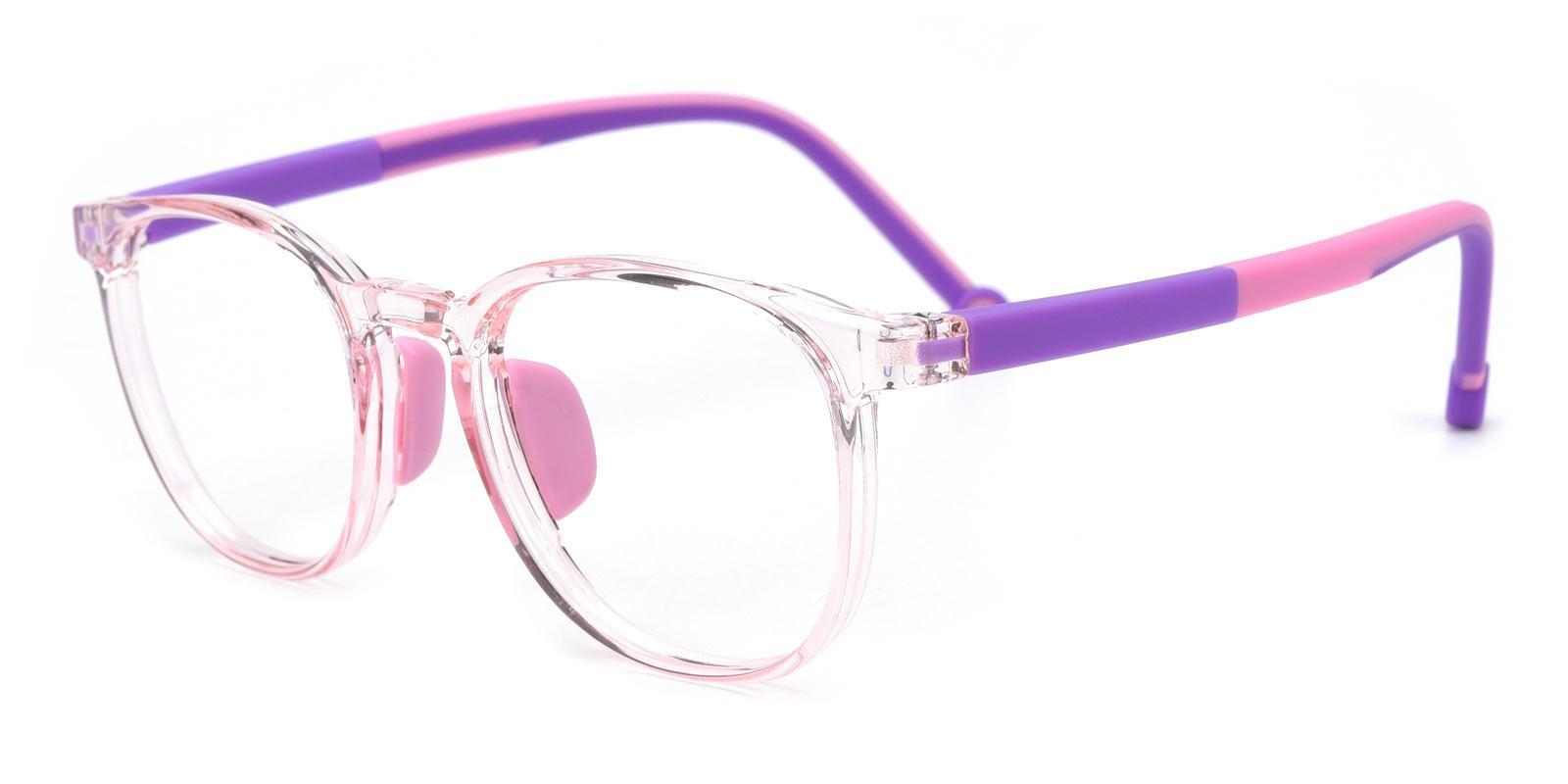Jennifer-Purple-Round-Plastic-Eyeglasses-detail