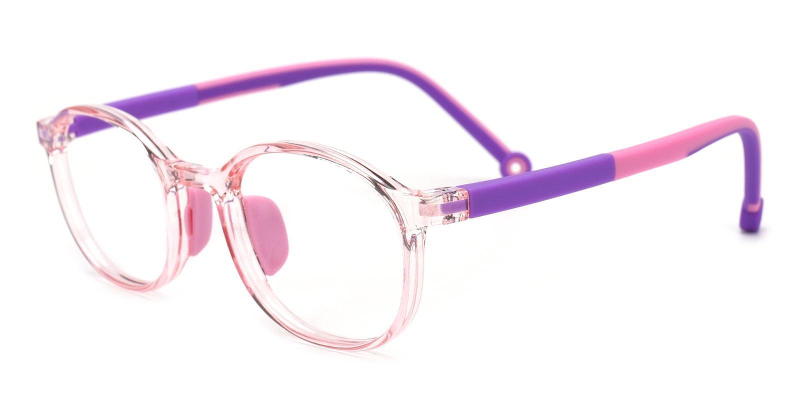 Glen-Pink-Oval-Plastic-Eyeglasses-detail
