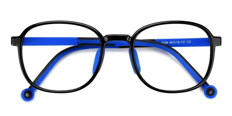 Warren-Black-Eyeglasses