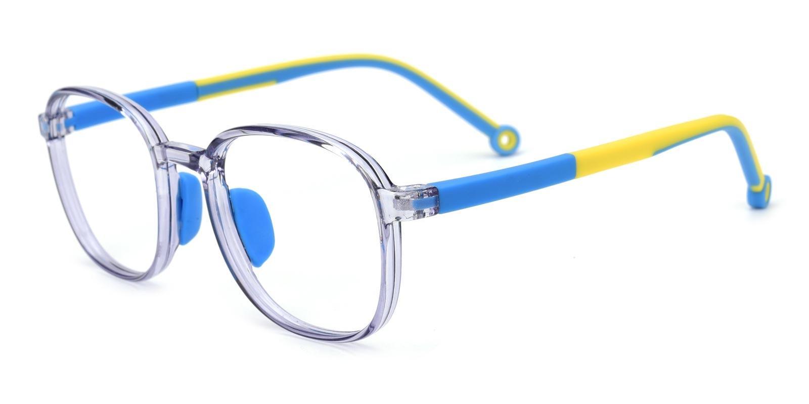Warren-Blue-Rectangle-Plastic-Eyeglasses-detail