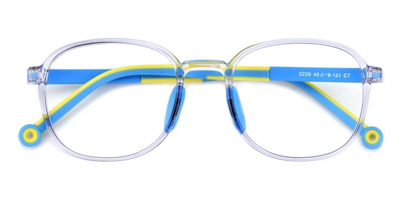 Warren-Blue-Eyeglasses