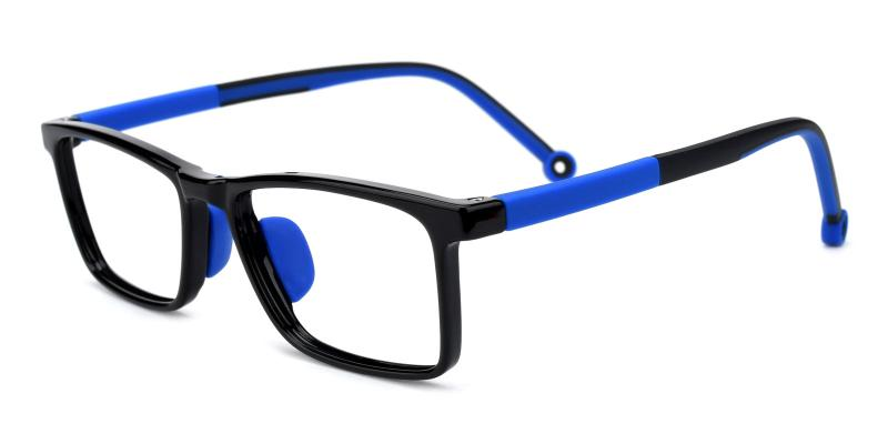 Lance-Blue-Eyeglasses