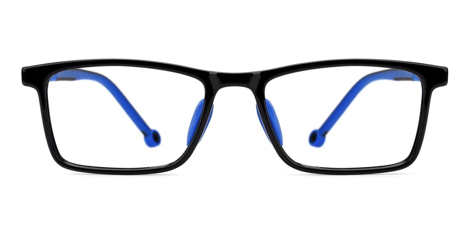 Lance-Blue-Rectangle-Plastic-Eyeglasses-detail