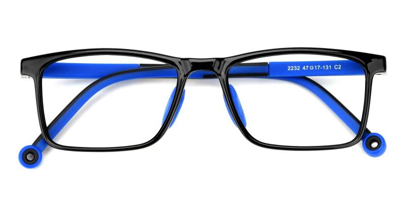 Lance-Blue-Eyeglasses