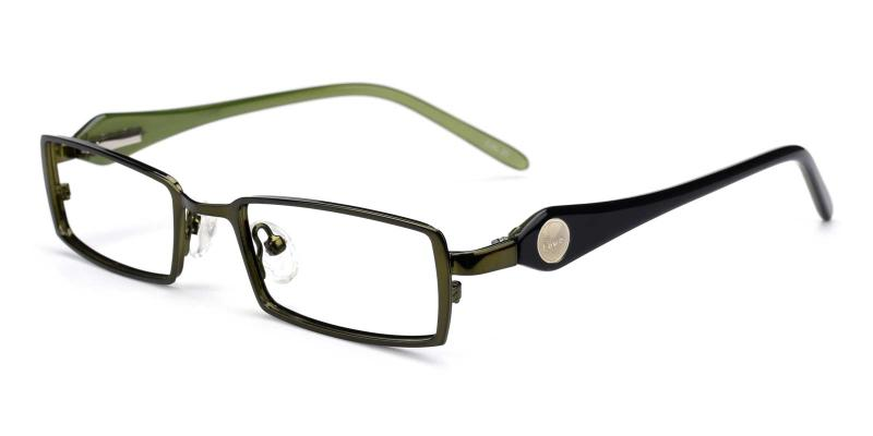 Galileo-Green-Eyeglasses