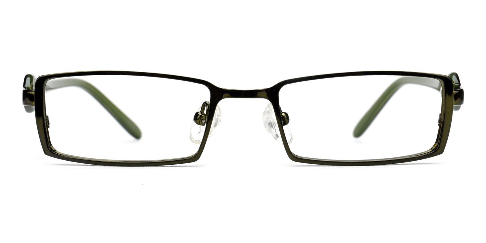 Galileo-Green-Rectangle-Metal-Eyeglasses-detail