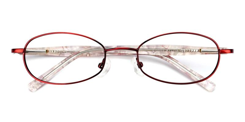 Rosebud-Red-Eyeglasses