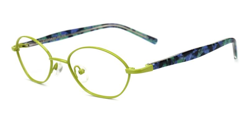 Lollipop-Green-Eyeglasses