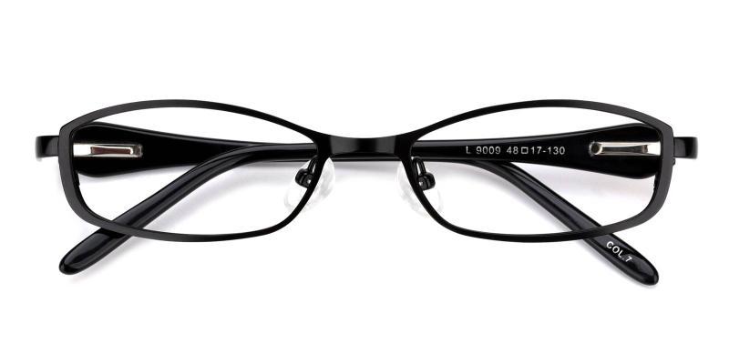 Astronaut-Black-Eyeglasses
