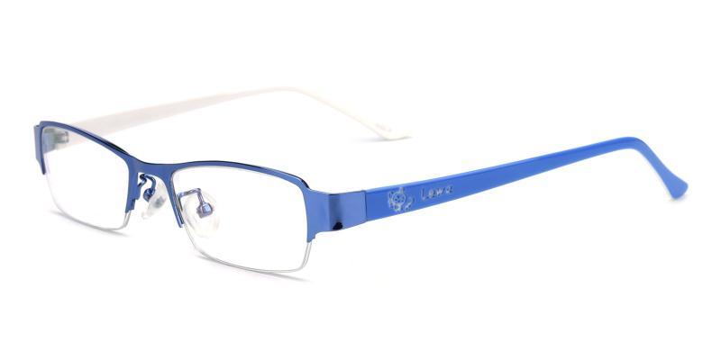 Painter-Blue-Eyeglasses