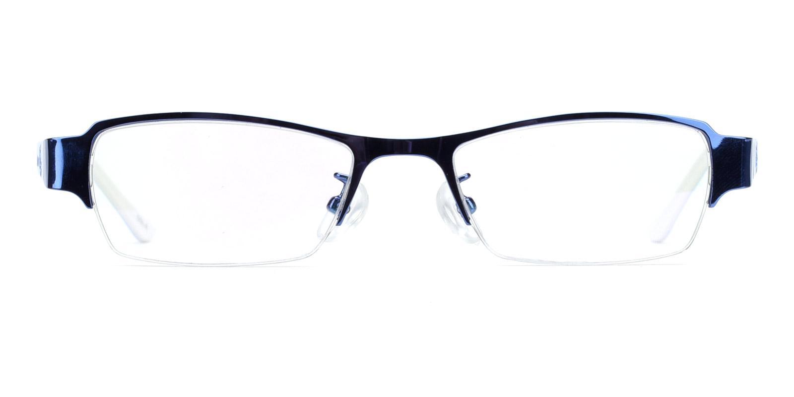 Painter-Blue-Rectangle-Metal-Eyeglasses-detail