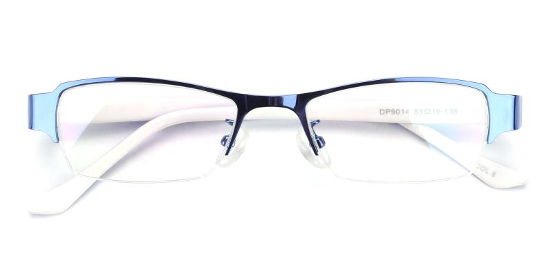 Painter-Blue-Eyeglasses