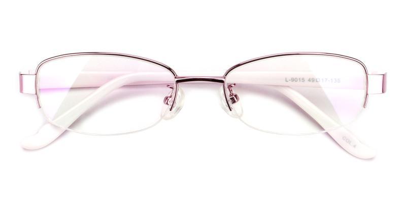 Clever-Pink-Eyeglasses