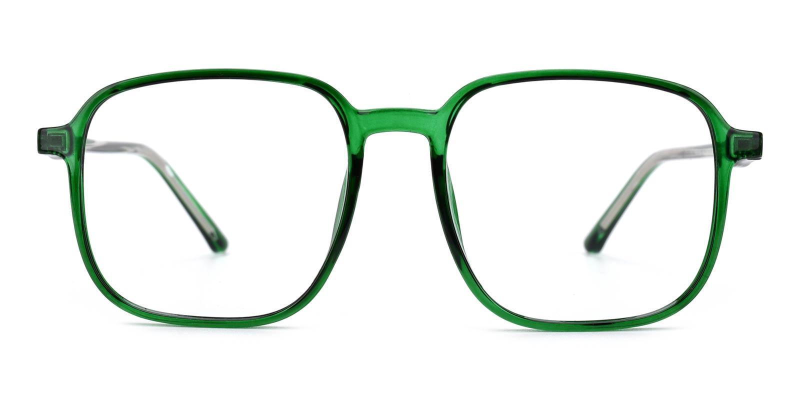 Emerald-Green-Square-TR-Eyeglasses-detail