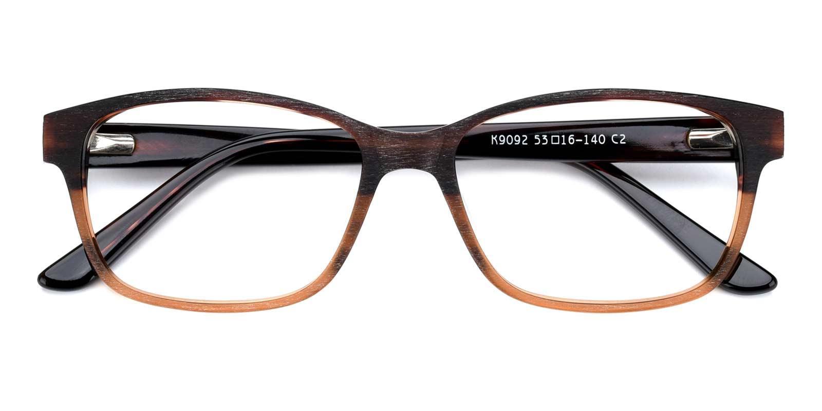 Prince-Brown-Rectangle-Acetate-Eyeglasses-detail