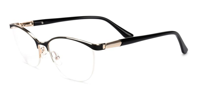 Whiskey-Black-Eyeglasses