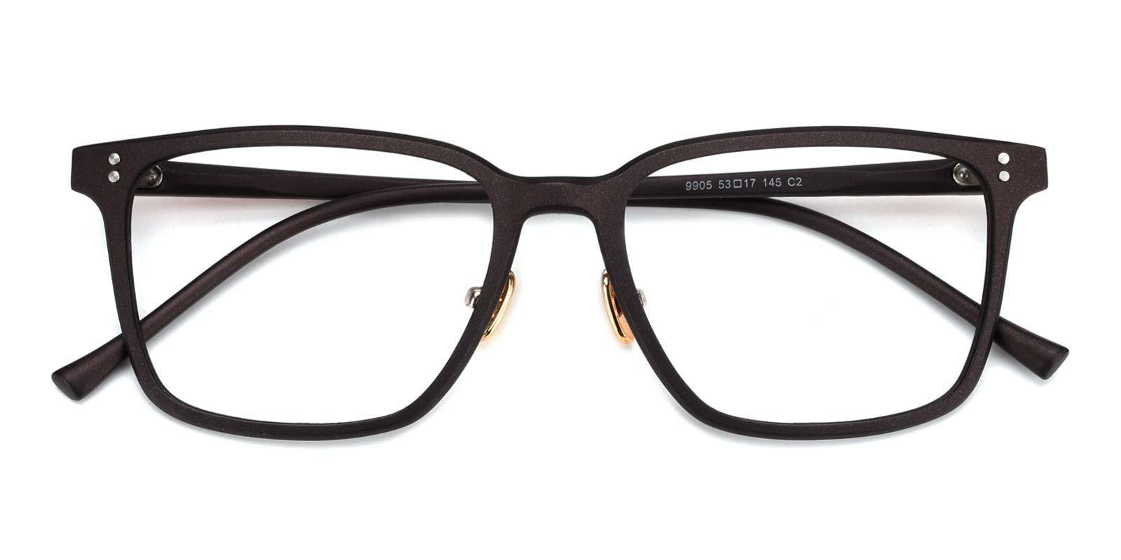 Starlight-Gun-Rectangle-TR-Eyeglasses-detail