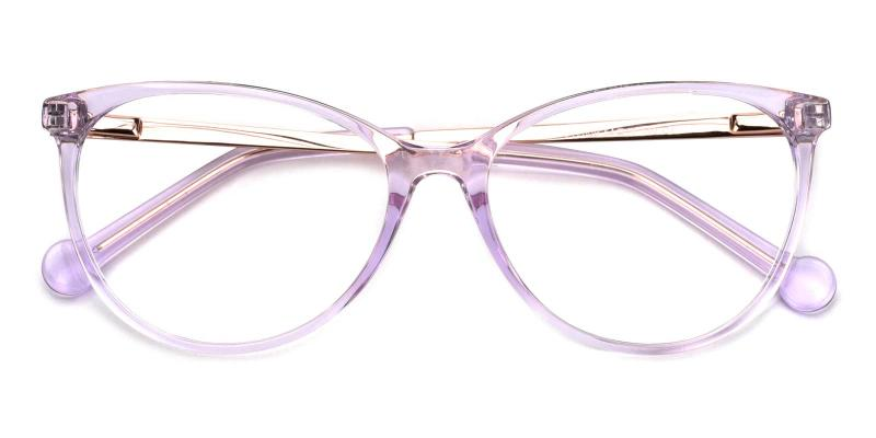 Wisteria-Purple-Eyeglasses