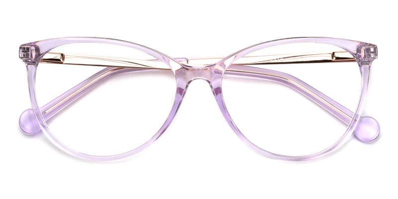Wisteria-Purple-Eyeglasses