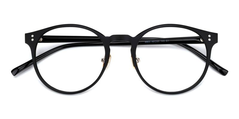 Bonfire-Black-Eyeglasses