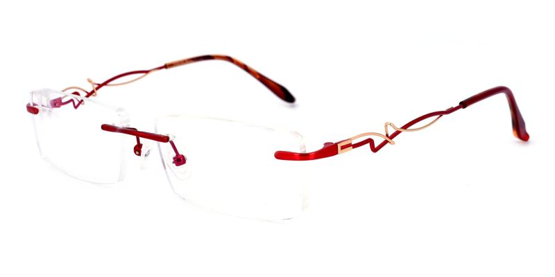 Mind-Red-Eyeglasses
