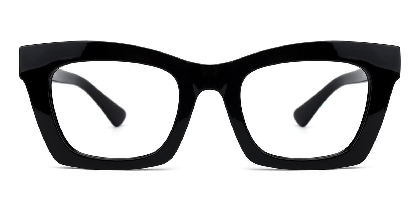 Catlady-Black-Cat-Acetate-Eyeglasses-detail