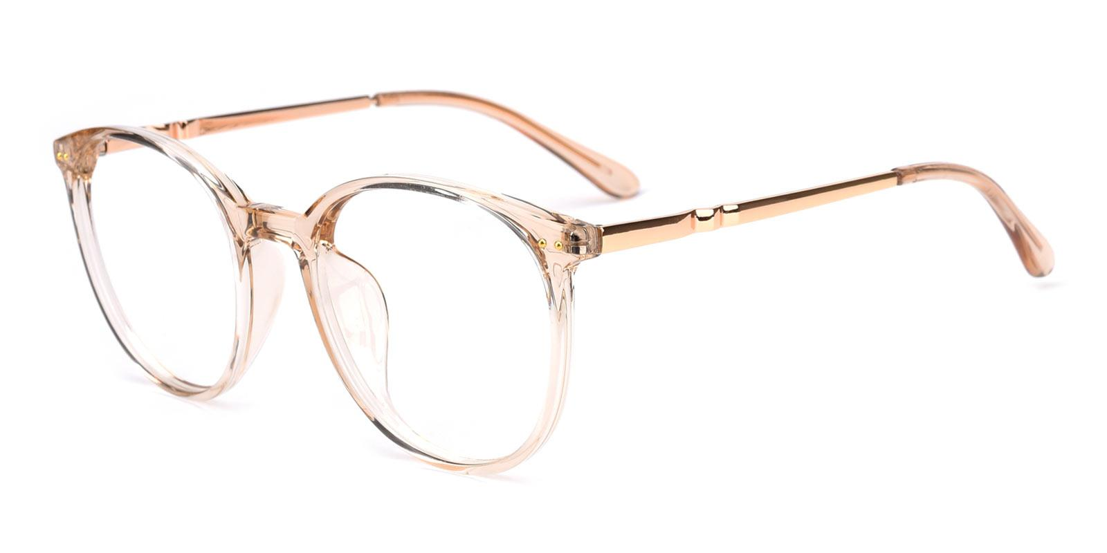 Peacock-Orange-Round-Acetate-Eyeglasses-detail