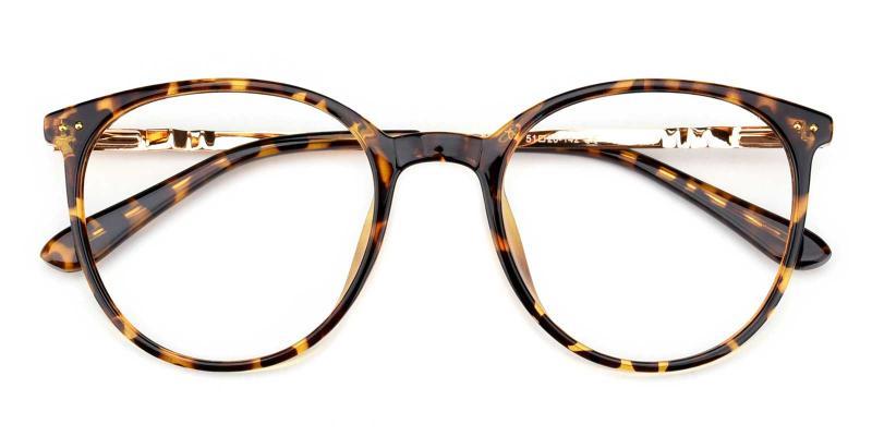 Peacock-Tortoise-Eyeglasses