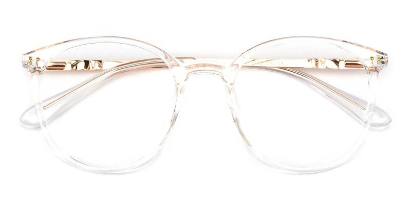 Peacock-Translucent-Eyeglasses