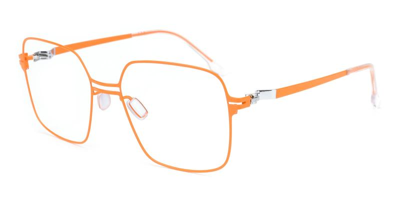 Concert-Orange-Eyeglasses