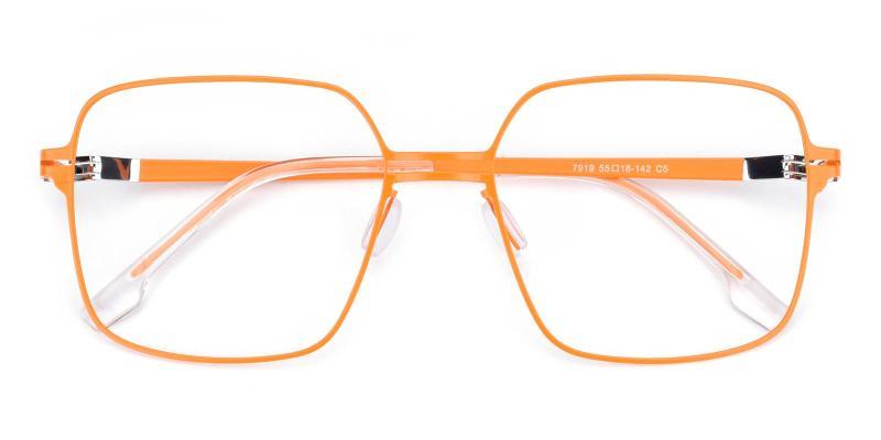 Concert-Orange-Eyeglasses