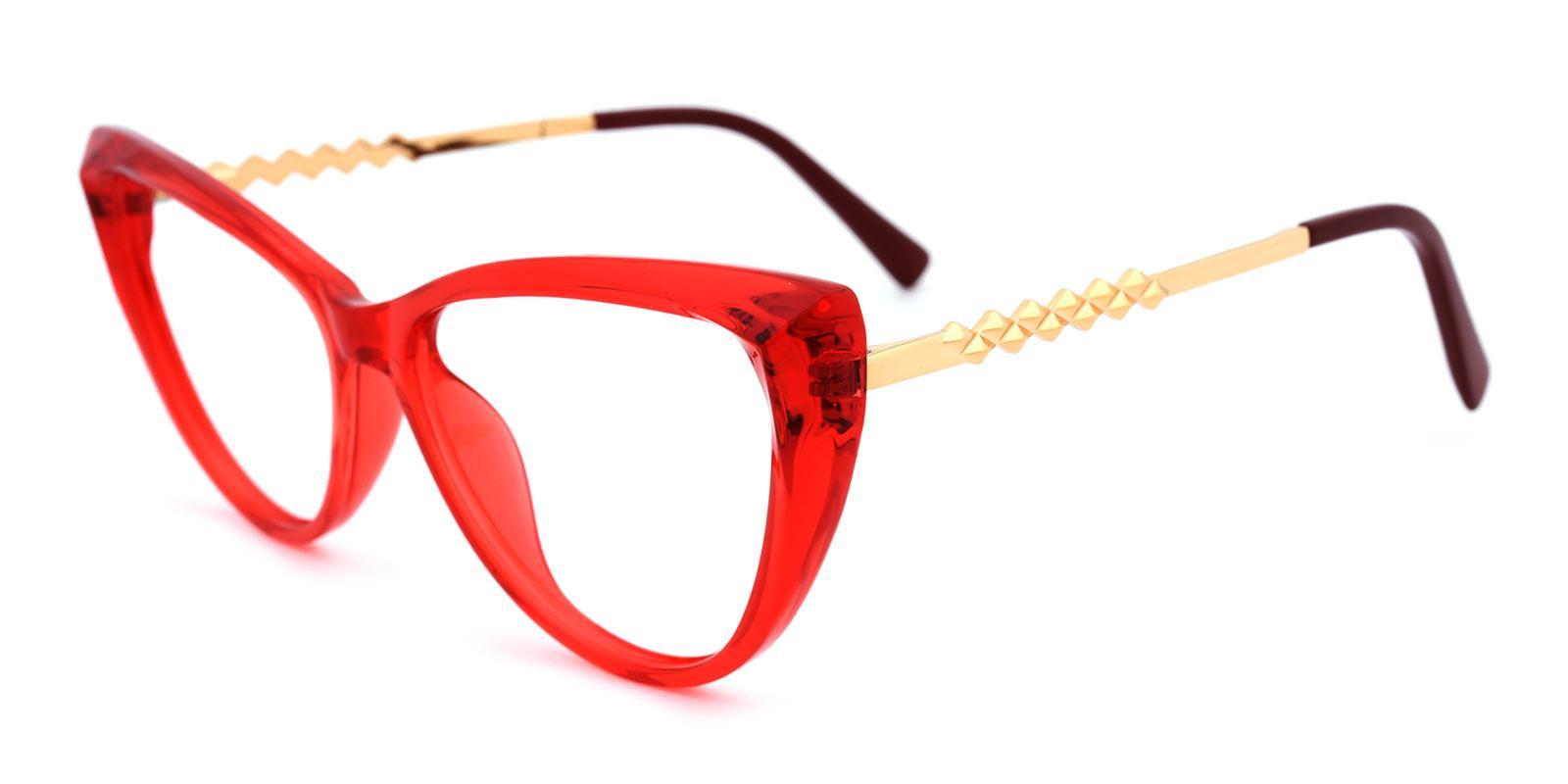 Daydream-Red-Cat-Acetate-Eyeglasses-detail