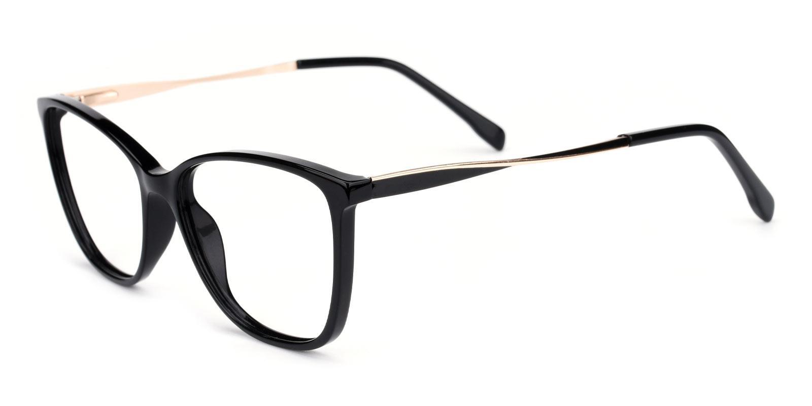 Night-Black-Rectangle-Acetate-Eyeglasses-detail