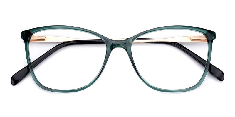 Night-Green-Eyeglasses