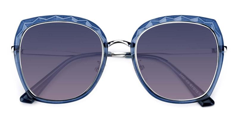 Superstar-Blue-Sunglasses